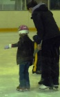 Ice, Ice Baby (Skating Lesson)