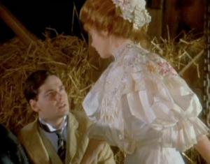 Gilbert - I hope he breaks your heart.