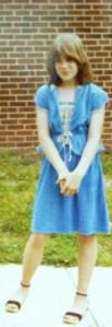 Cath - Last Day of 6th Grade
