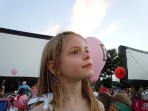 Watching Someone's Balloon Fly Away