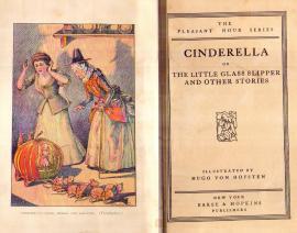 Cinderella Title Page