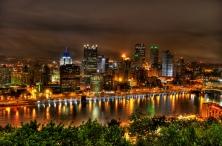 Pittsburgh Skyline - Found on Flickr