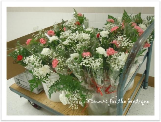 boutique flowers