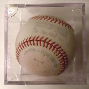 Baseball Details
