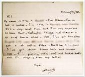 premiere lettre