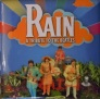 Rain - button
