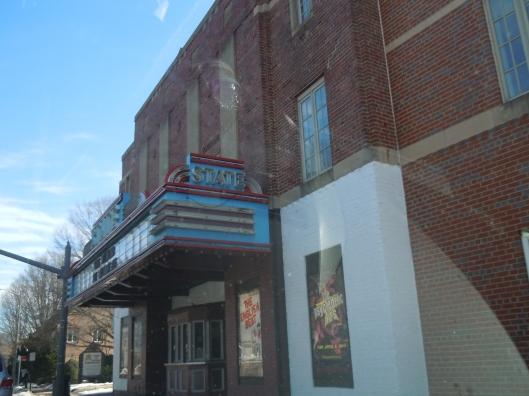 State Theatre, March 2014