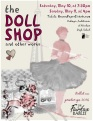 DOLL SHOP 2014 - Fairfax Ballet flyer