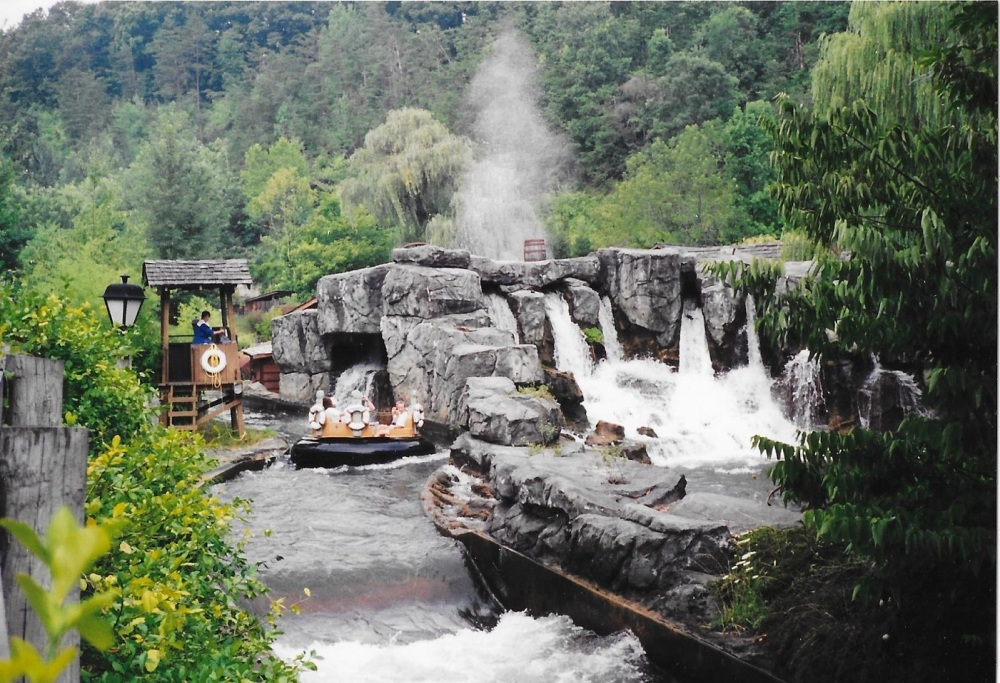 Dollywood - Water Ride