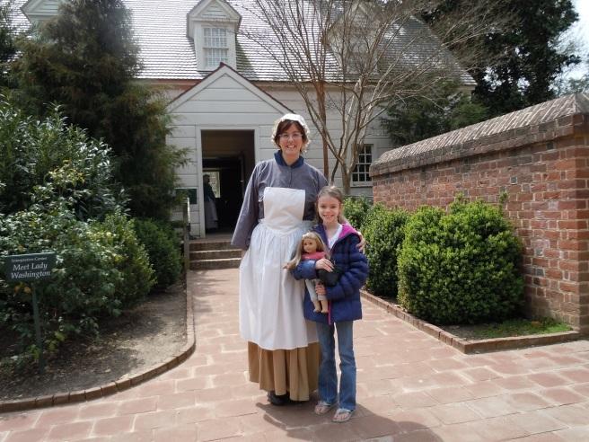 Martha's Maid