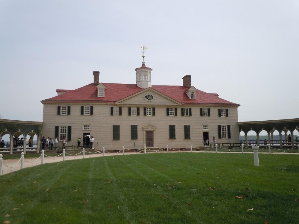 Mount Vernon - House