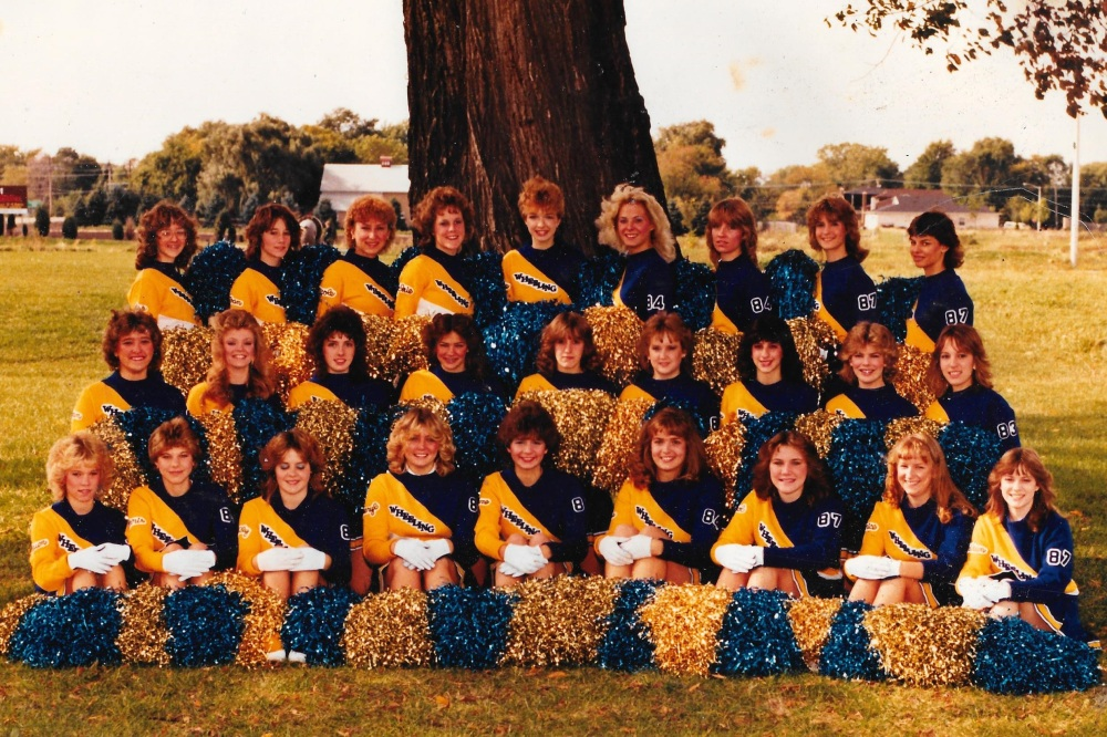 Drill Team, Freshman Year