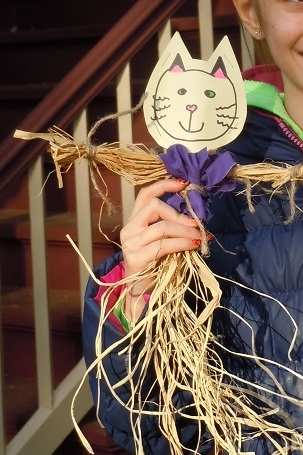 Sully - Finished Straw Doll (3)