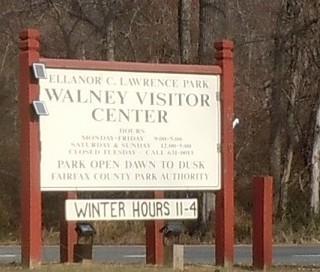 Entrance to Walney Farm