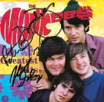 Monkees CD, Signed